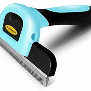 DakPets Deshedding Brush-Dog Hair & Cat Hair Shedding Tool